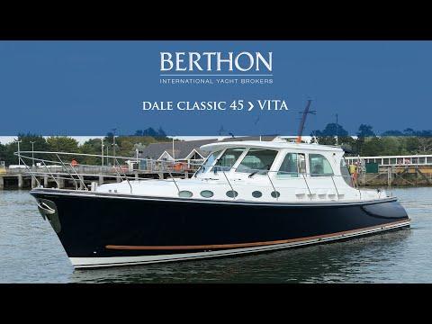 [OFF MARKET] Dale Classic 45 (VITA) - Yacht for Sale - Berthon International Yacht Brokers