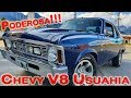Chevy Coupe V8 Usuahia!!! 💪