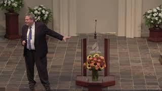 10/16/2021 - Elder Doug Bing - Letting Jesus Lead