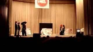 J-rock convent 2007. Domestic Fucker Family (Dir en Grey)