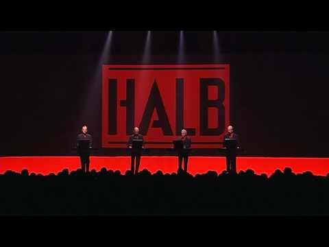 Kraftwerk - The Man Machine (live) [HD]