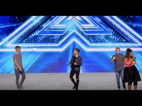 Will They Be History With One Direction | Boot Camp | The X Factor UK 2017