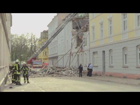 Dortmund-Hörde: Mächtige Explosion zerstört Mehrfamilienhaus