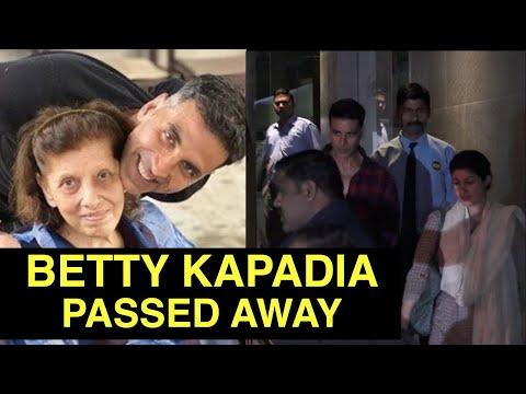 Dimple Kapadia's Mother Betty Kapadia Passes Away at 80 Mp3