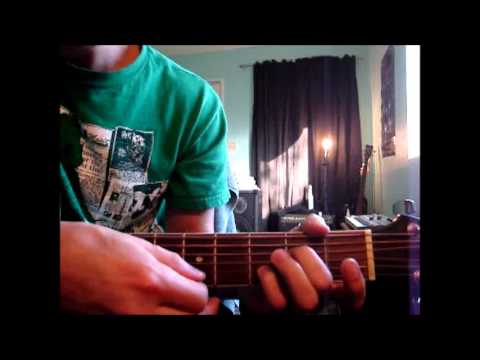 The Fall of Troy - Fcpremix Acoustic Guitar Tutorial