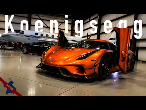 A Night Out With The Koenigsegg Regera