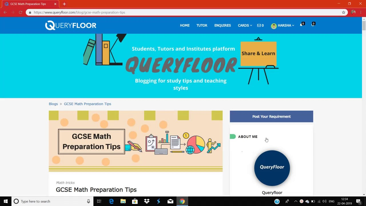 GCSE Math Preparation Tips