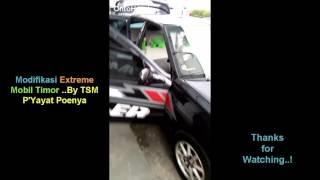 Modifikasi Keren Mobil Timor