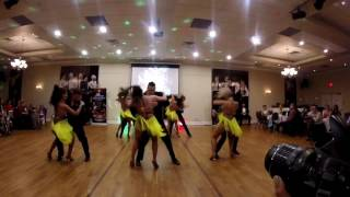 Sexy Style Bachata Dance Classes Toronto Team Performance Toronto | LATIN ENERGY Dance Company