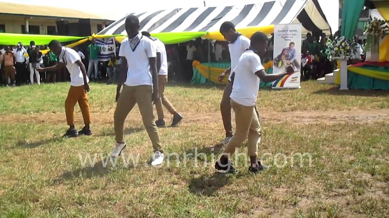 Kumasi Technical Institute (Asanteman 2014 Funfair) - YouTube
