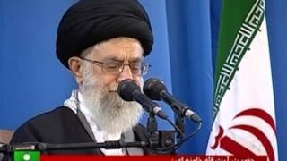 Iran's Khamenei: We will destroy Israeli cities if attacked