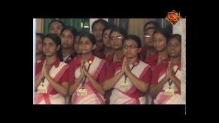 A Book Opening Ceremony at Sister Nivedita School