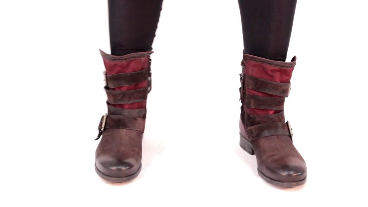 Miz Mooz Womens Savvy Fashion Boot