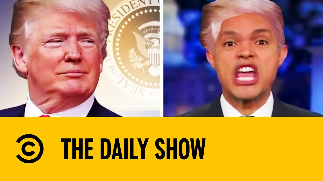 Download Trump Or Trevor? Hilarious Trump Impressions | The Daily Show with Trevor Noah