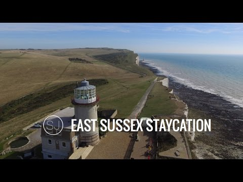 HASTINGS & EAST SUSSEX STAYCATION