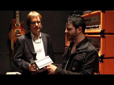 NAMM 2011 - Orange Amps