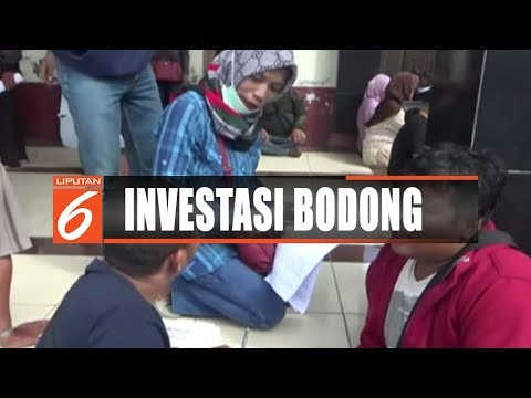 Ratusan Warga Korban Penipuan Investasi Bodong Di Klaten Didata
