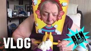 ben phillips   vlog we pie faced nana sorry nan