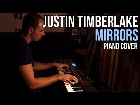 Justin Timberlake - Mirrors (Piano Cover By Marijan) + Sheets