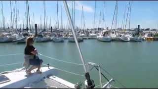 Sailing  Part 1 : La Rochelle - Gran Canaria en Lagoon 39