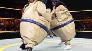 WWE NXT: NXT Rookie Diva Challenge: Last Sumo Standing