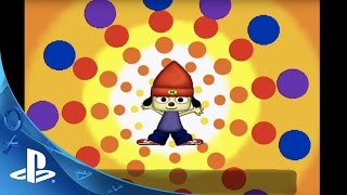 PaRappa The Rapper 2 - Gameplay Video 2 | PS2 on PS4