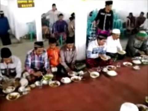 Jamuan Pernikahan Tradisional Madura