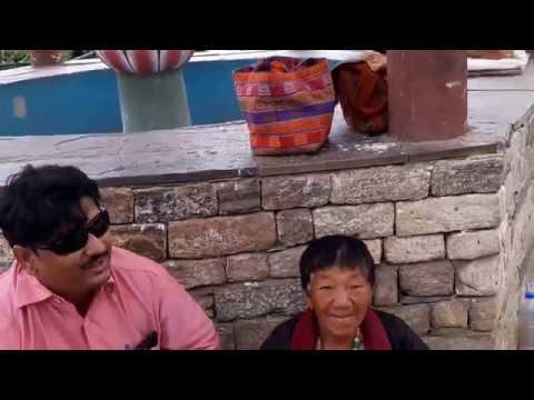 National memorial Choeten in Bhutan capital city Thimpu 2