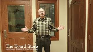 The Board Store - Impress Doors