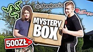 GAMINGOWY MYSTERY BOX ZA 500 ZŁ