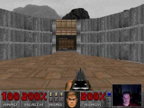 Let's Play Doom Shareware