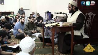 Avoid Judging Others - Abdul Nasir Jangda - Quran Weekly