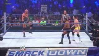 Ryback vs Frank Venezia & Jared Wachtler - WWE SMACKDOWN 6/22/12