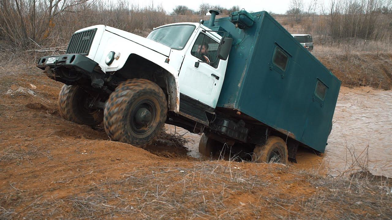 Никто не ожидал от грузовика! Как УНИЗИТЬ ГЕЛИК за 160 т.р.
