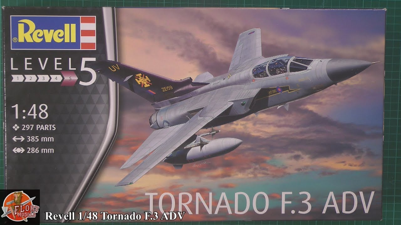 revell 1 48 tornado adv review youtube