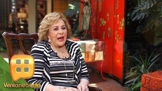 ¿Qué opina Silvia Pinal del pleito que traen sus nietas Frida Sofía y Michelle Salas?