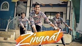 Zingaat | Dhadak | Dance Choreography | Destination Crew