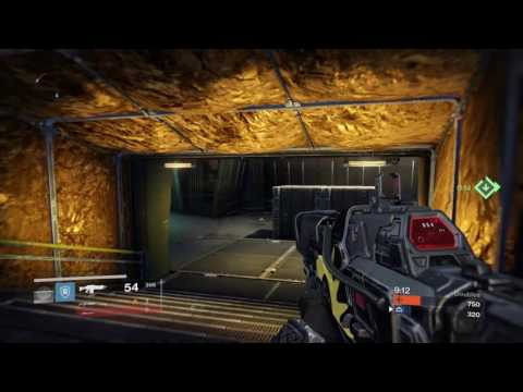Destiny Playing against hackers Rapid fire + invincibility دستني لعبت ضد هكر