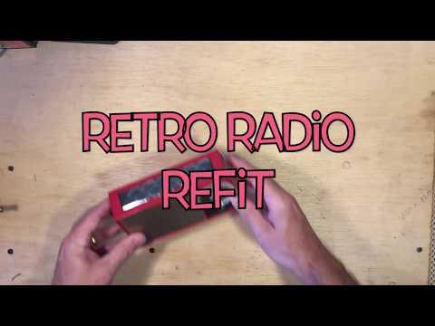 Retro Radio Refit