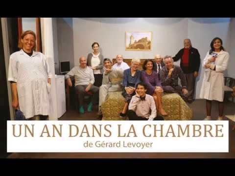 Première Représentation De La Pièce Un An Dans La Chambre De Gérard Levoyer