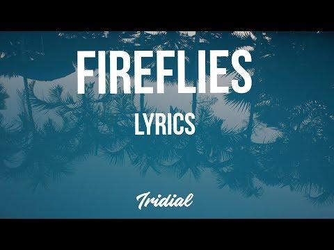 KILLY - Fireflies (Lyrics)