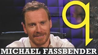 Michael Fassbender still lives in his old apartment