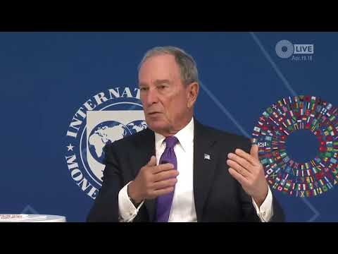 """Left Wing Billionaire Michael Bloomberg: Raising Taxes on Poor People is a """"Good Thing."""""""
