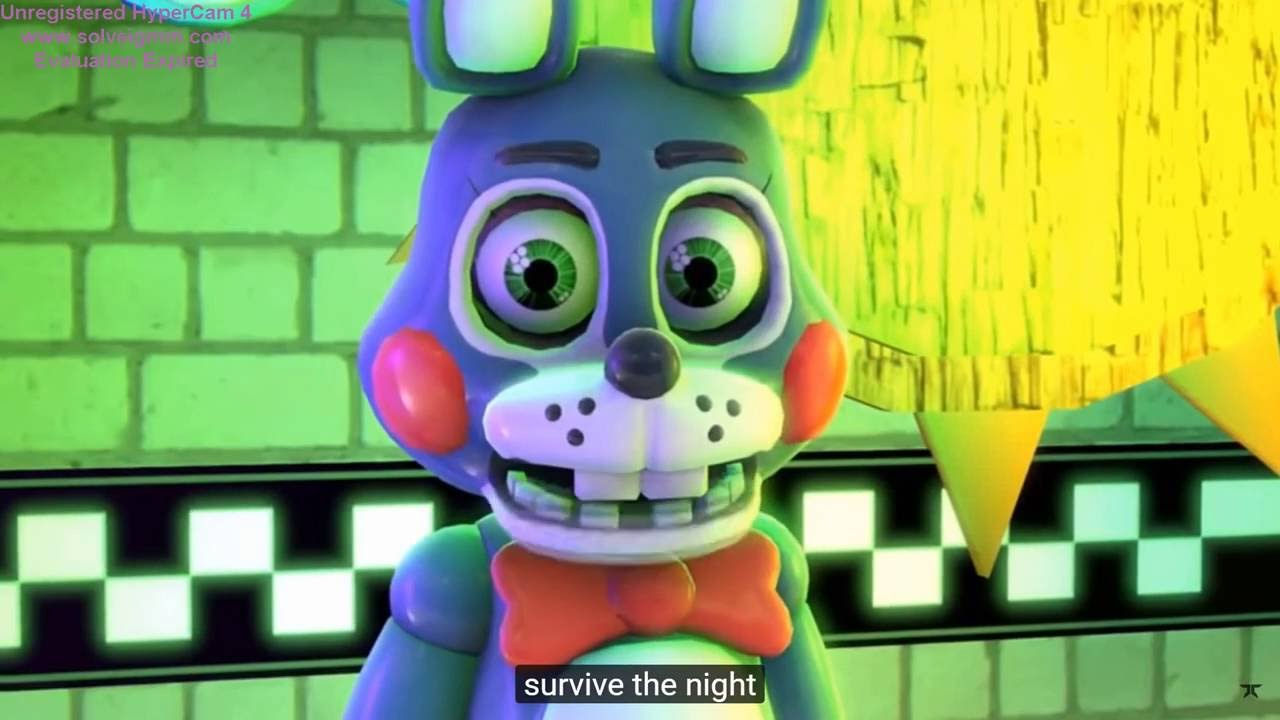 FNAF 2 SONG:SURVIVE THE NIGHT LINK:... - Minecraft Five ...