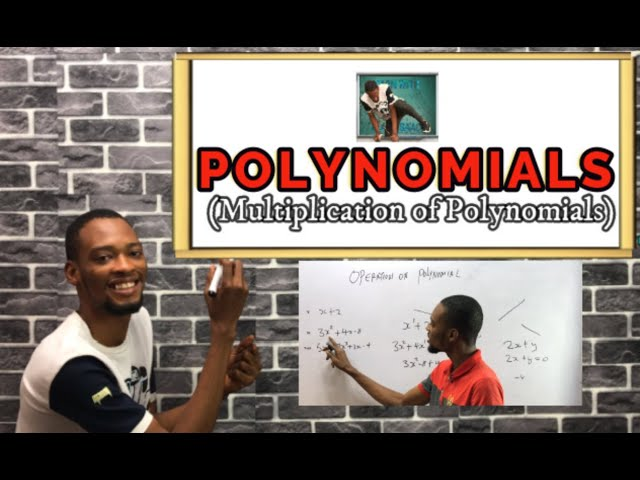 Multiplication of Polynomials Explained (Solved Questions)