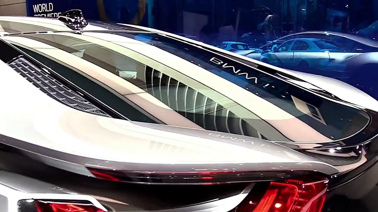 2019 Bmw I8 Coupe Fullsys Features New Design Exterior Interior