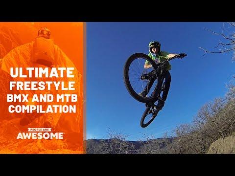 Best of Freestyle BMX & Mountain Biking | Ultimate Compilation