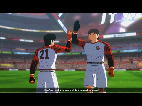 Captain Tsubasa: Rise Of New Champions - Team GK Vs Bayern Munich #3 |