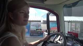 Trucking Girl - Ładunek na Sylt, Loading to Sylt ep. 50