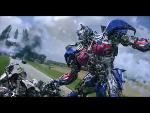 Transformers Age Of Extinction  Imagine Dragons Demons ( Fan made )